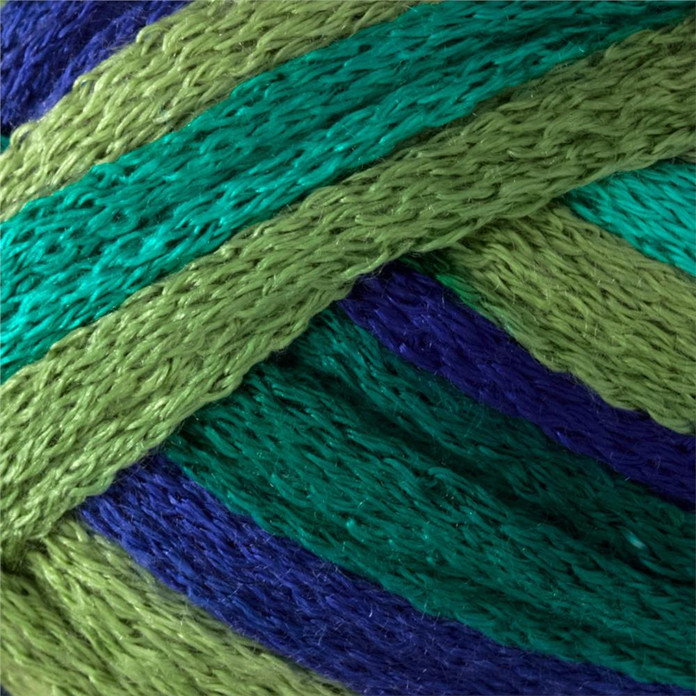 Bernat Twist & Twirl Yarn (23200) Peacock