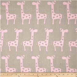 Premier Prints Gisella Cozy/Bella Pink Fabric