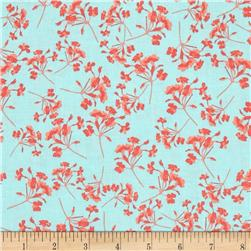 Riley Blake Kensington Floral Blue