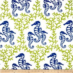 RCA Sea Pony Chartreuse Fabric