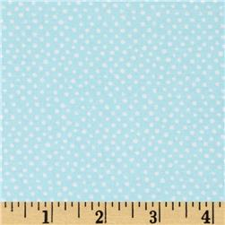 Mini Confetti Dot Blue