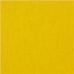 Kaufman Essex Wide Linen Blend Sunshine