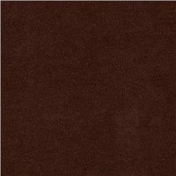 Shannon Cuddle Suede Chocolate