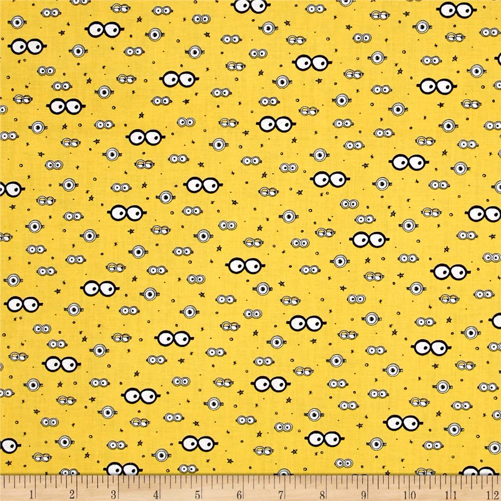 Millions Of Minions Googly Eyes Yellow