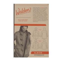 Colette Albion Men's Jacket Pattern