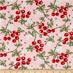 Simply Chic Cherries Pink