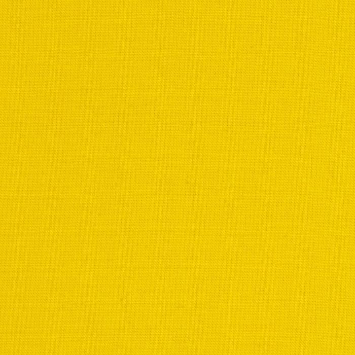 Kona Cotton Citrus Yellow