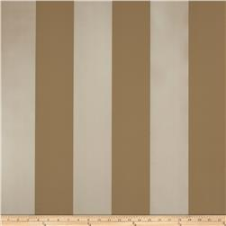 Fabricut 8827e Sutton Stripe Wallpaper S0034 Nougat (Triple Roll)