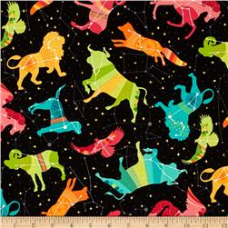 Robert Kaufman Night Sky Celestial Animals Celestial