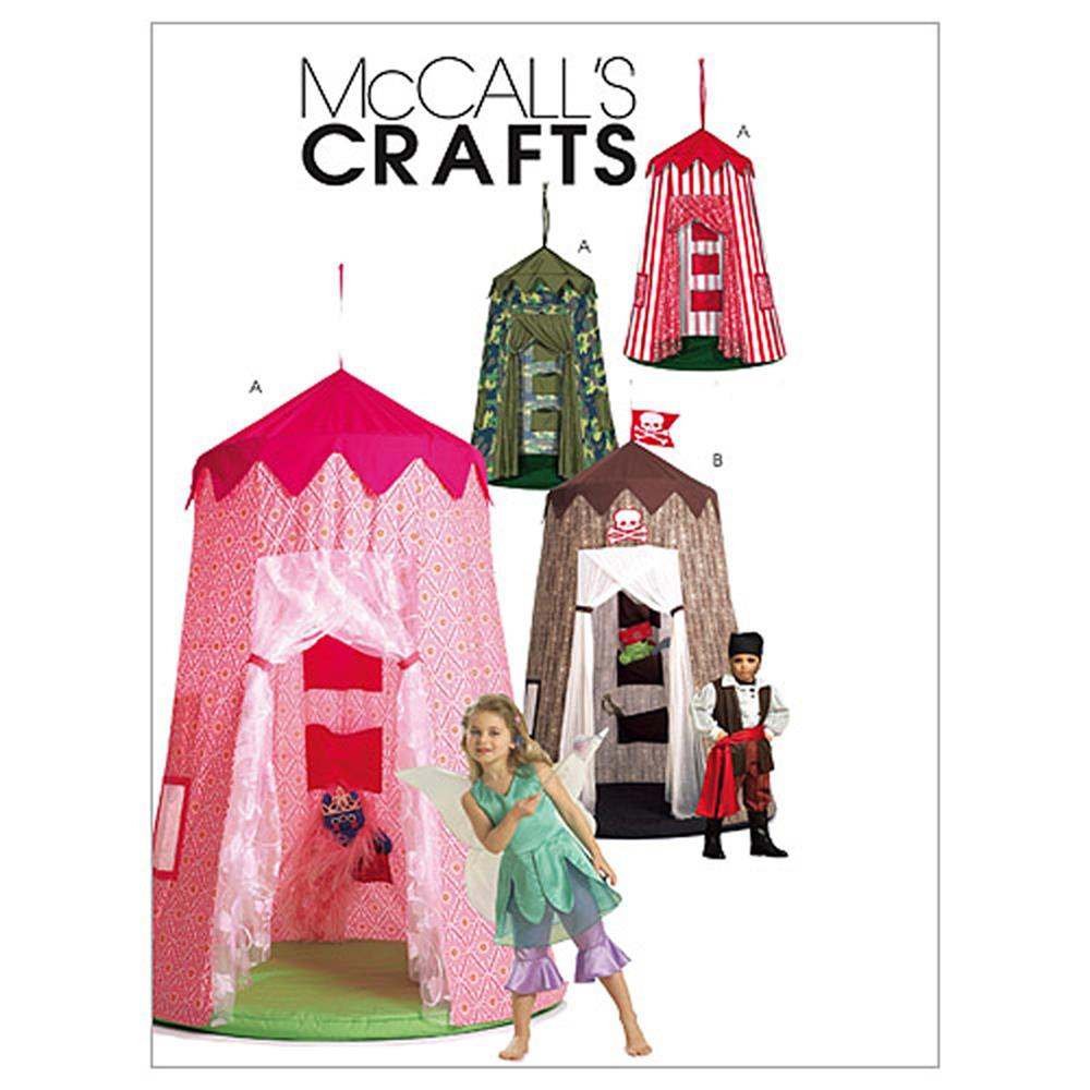 McCall's Play Canopy Pattern M5827 Size OSZ