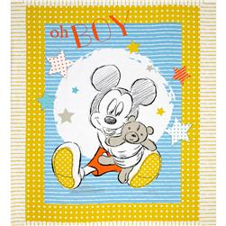 Disney Mickey Nursery Oh Boy! 36'' Panel Multi
