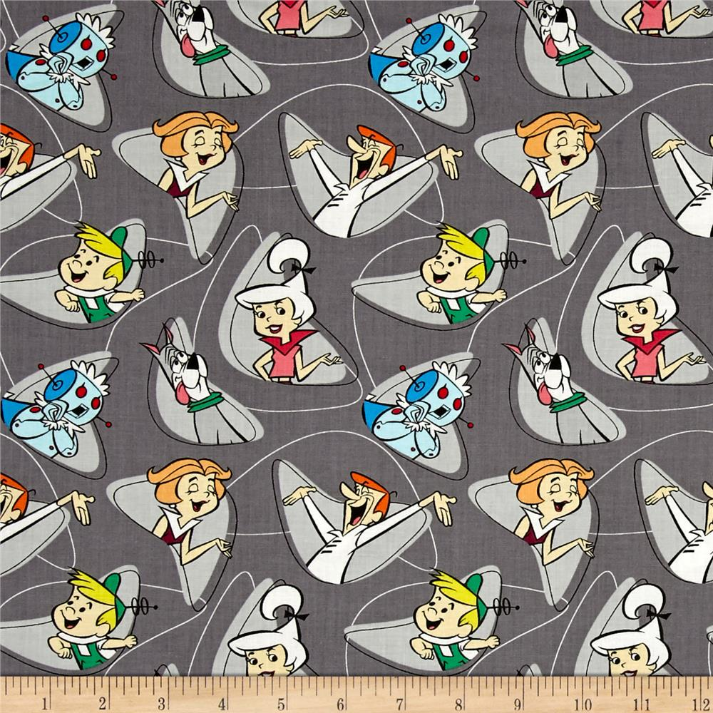 The Jetsons Characters Shapes Iron