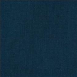 Cotton + Steel BeSpoke Cotton Double Gauze Solid Indigo