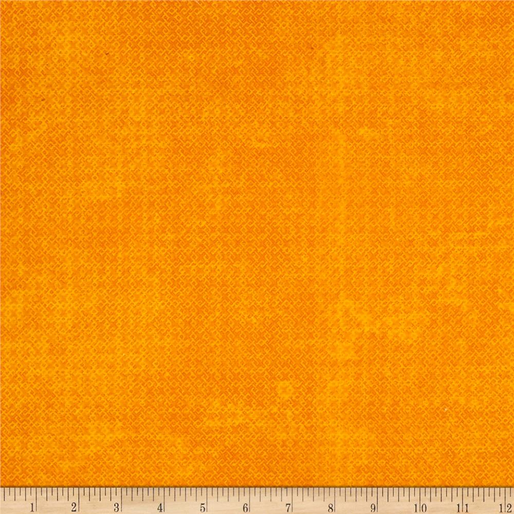 "Essential Criss Cross 60"" Flannel Orange"