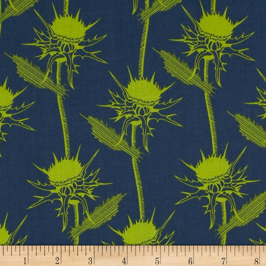 Anna Maria Horner Pretty Potent Mary Thistle Seaweed