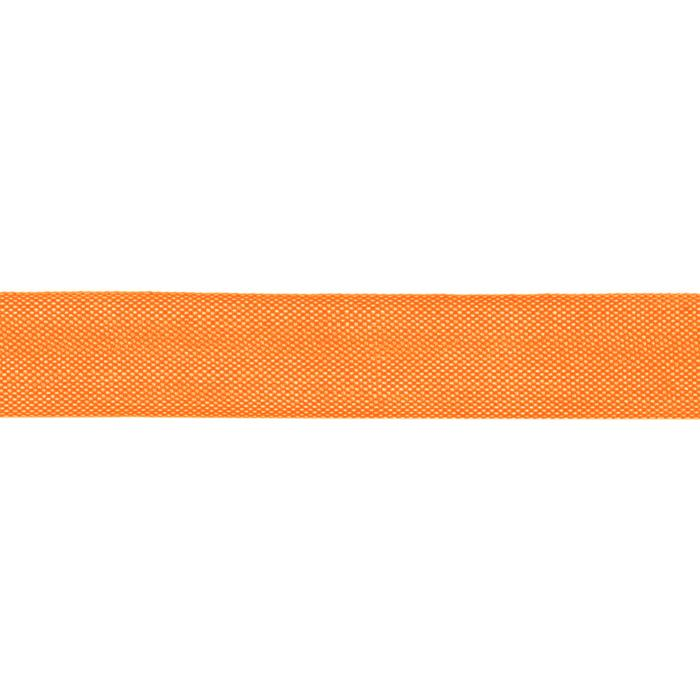 Hug Snug 1/2'' Rayon Seam Binding Orange/100 YDS
