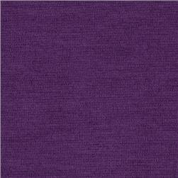 Sophia Stretch Double Knit Purple Fabric