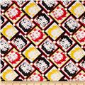 Betty Boop Tiles White/Multi