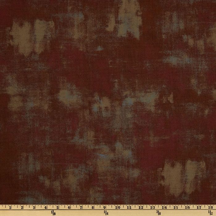 Moda Grunge (#30150-89) Hot Cocoa Fabric