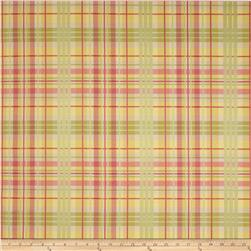 Waverly Pleasantville Plaid Jacquard Petal