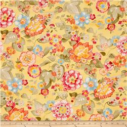 Moda Nanette Floral Flourish Butterscotch