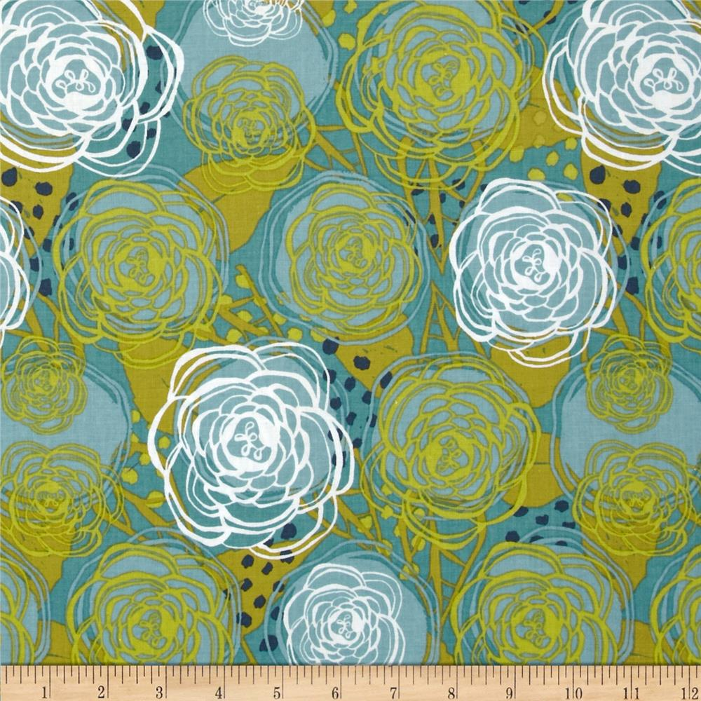 Harmony Floral Blue