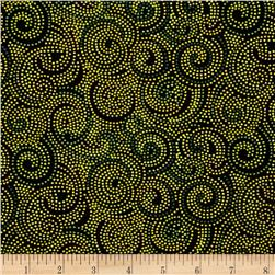 Fabrique-Istan Scroll Lime