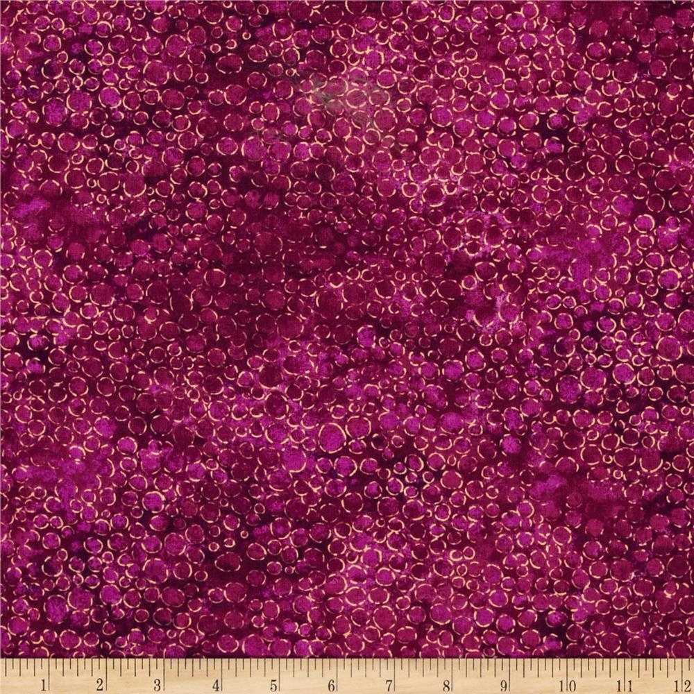 "Artisan Spirit Shimmer 108"" Wide Quilt Backing Fuchsia"