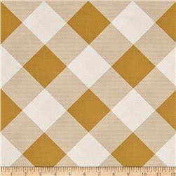 Joel Dewberry Modernist Pure Plaid Dijon