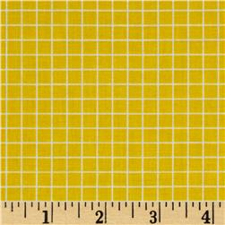"Citrus 1/4"" Grid Lemon"