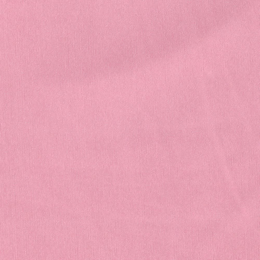 Stretch ITY Silky Jersey Knit Solid Powder Pink