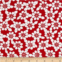 Jet Setter Daisy Chain Red