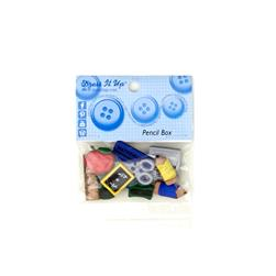 Dress It Up Embellisment Buttons  Pencil Box