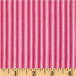 Maywood Studio Kimberbell Basics Little Stripe Pink