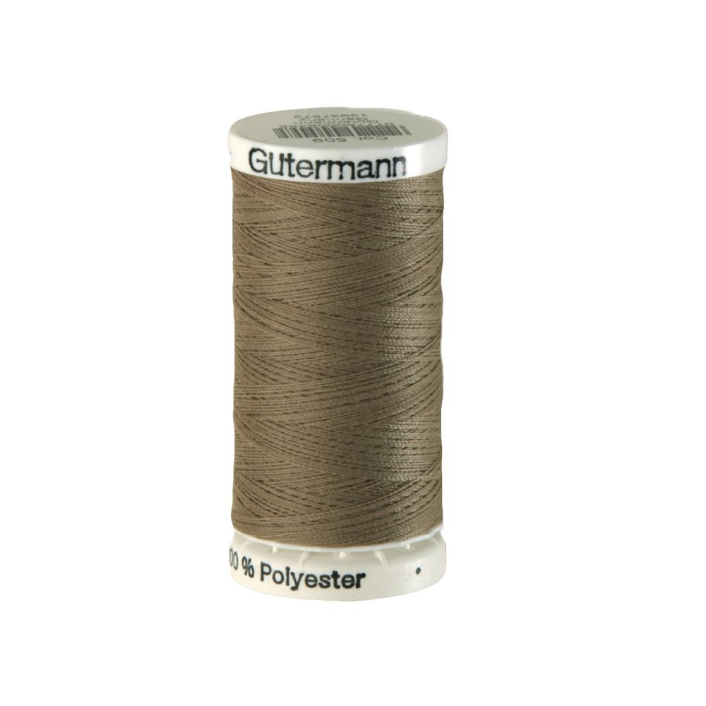 Gutermann Sew-all Polyester All Purpose Thread 250m/273yds Beige