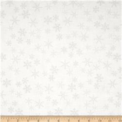 Rudolph 50 Years Snowflakes Grey