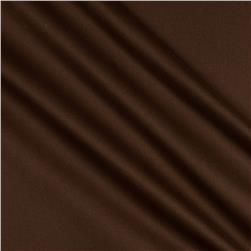 Polyester/Cotton Twill Dark Brown