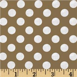 Michael Miller Ta Dot Dirt Fabric