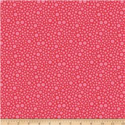 Riley Blake Fancy Free Fancy Dots Pink Fabric