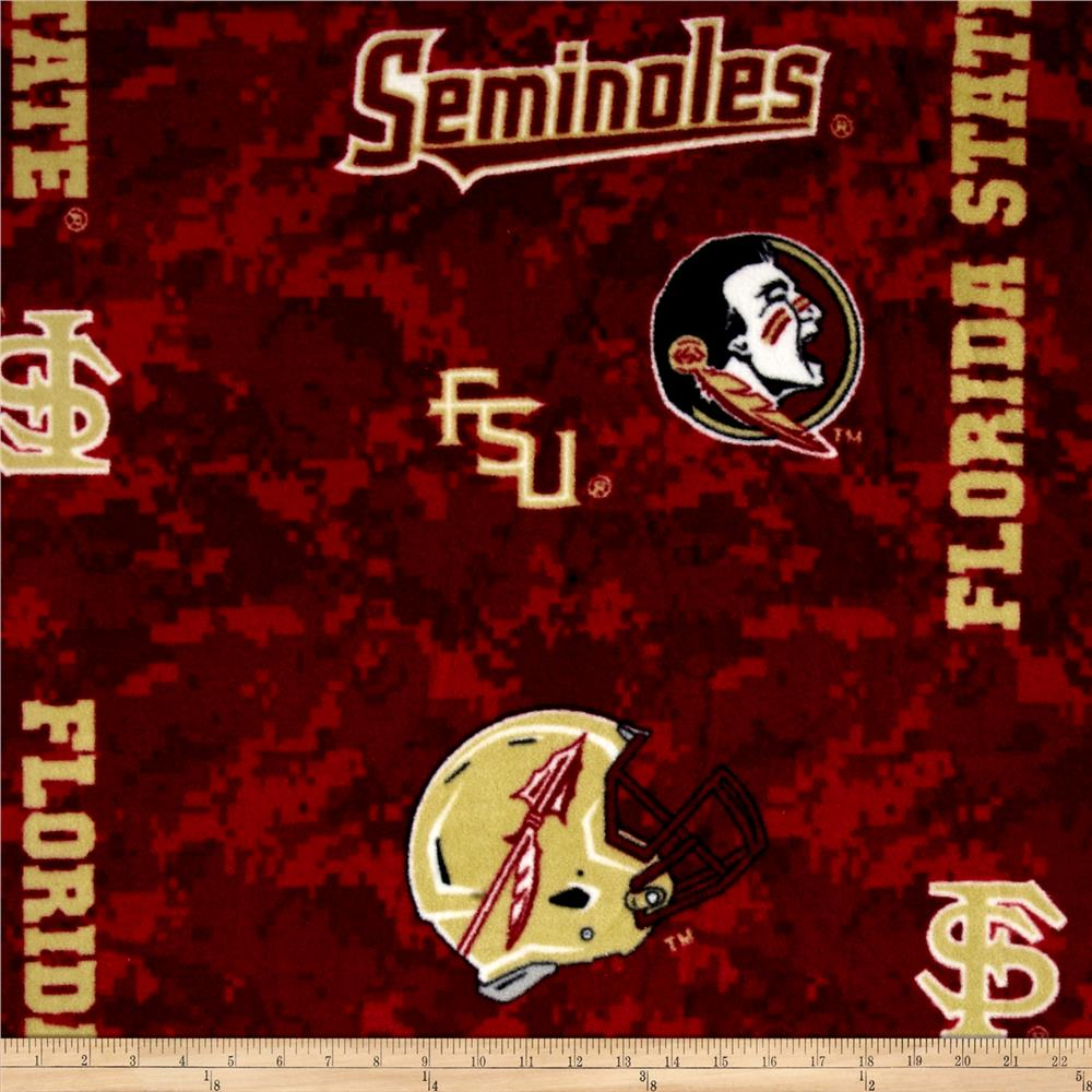 Collegiate Fleece Florida State University Digital