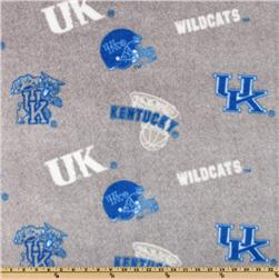 Collegiate Fleece University Of Kentucky All Over Heather