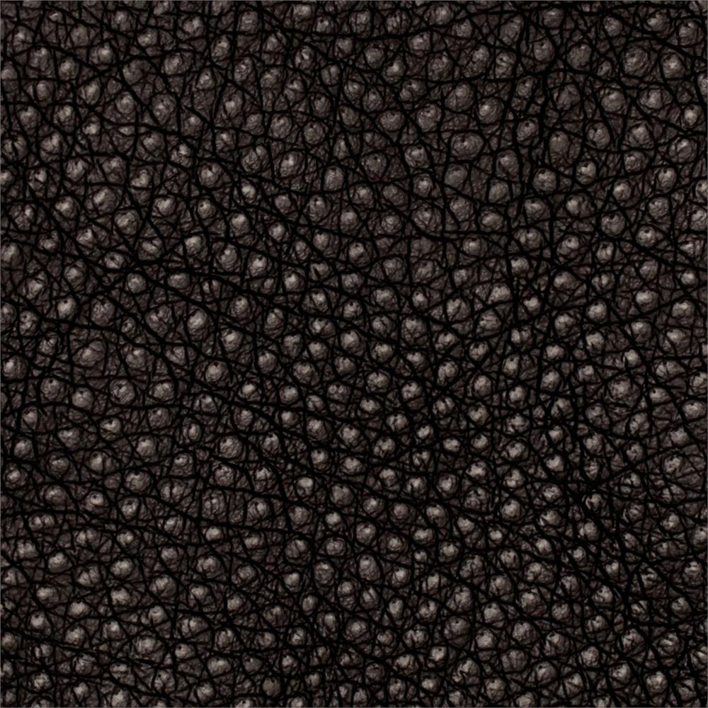 Faux leather ostrich black discount designer fabric for Black fabric