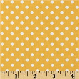 Aunt Grace Dots Yellow