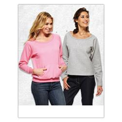 Kwik Sew Misses Fashion Sweatshirt (3892) Pattern