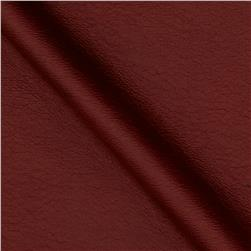 Malore Faux Leather Red Fabric