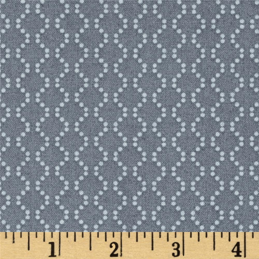 Rumble Dotted Chain Grey