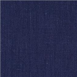 Lightweight Linen Navy