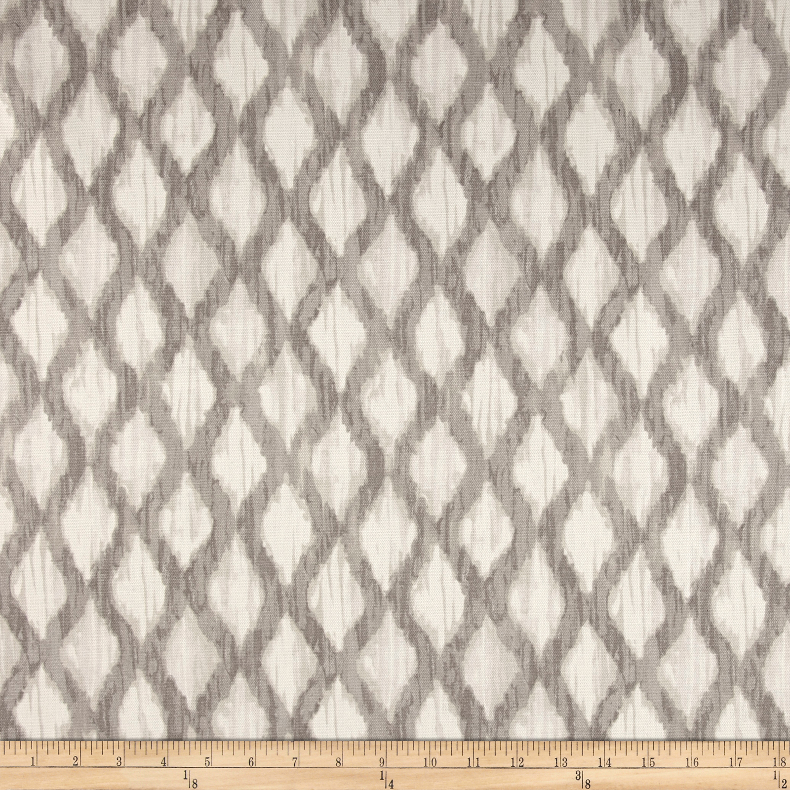 Kelly Ripa Home Floating Trellis Shell Fabric by Waverly in USA
