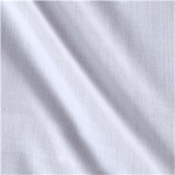 Poly/Cotton Broadcloth White