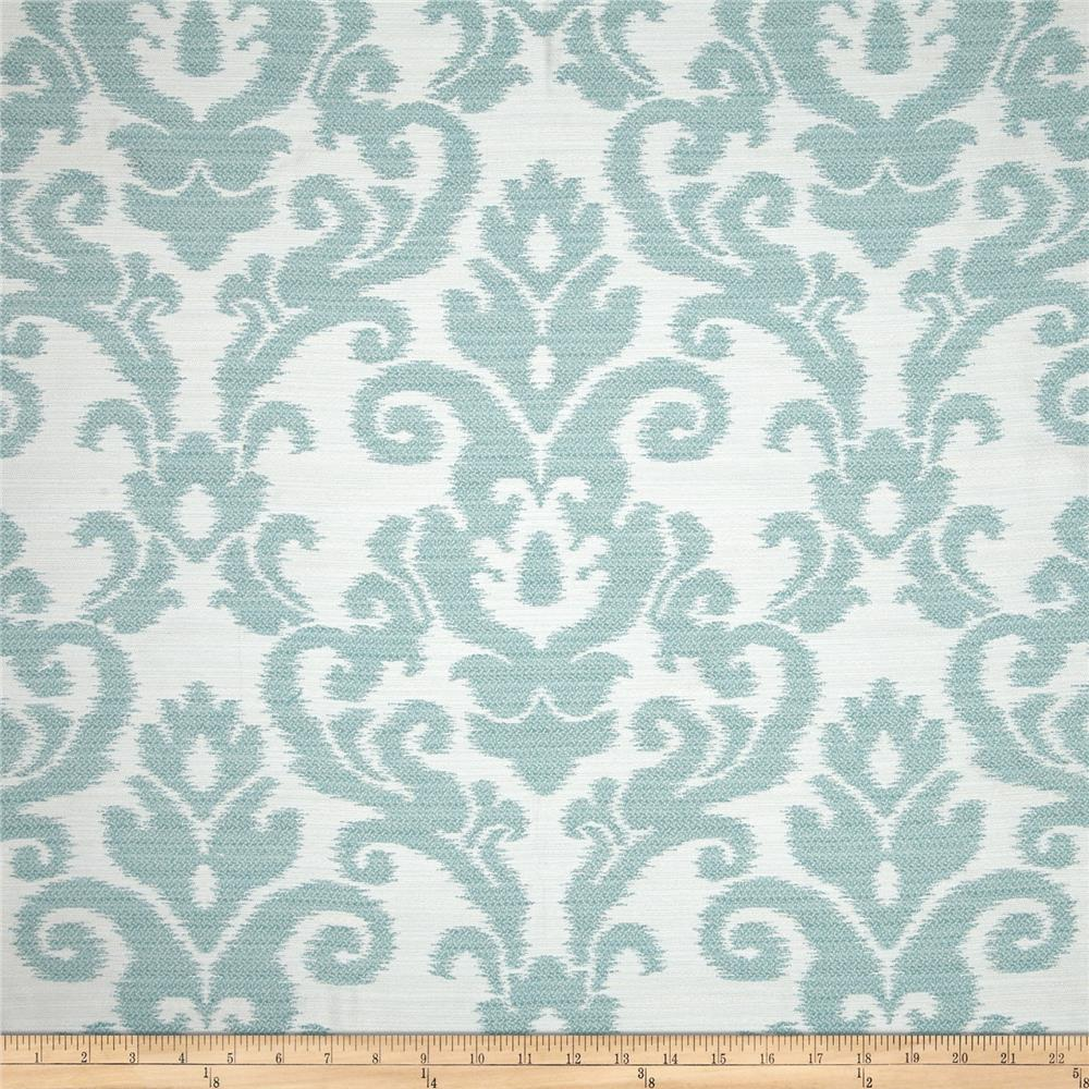Waverly Kenwood Damask Jacquard Opal